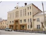 Еманжелинск. Здание Администрации района.