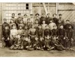 Рабочие медеплавильного завода