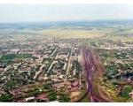 Город Карталы. Панорама города