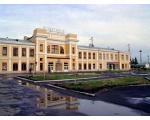 Карталы. Железнодорожный вокзал
