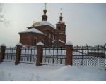 Церковь в Копейске.