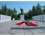 Коркино. Памятник неизвестному солдату