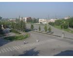 Коркино. Площадь им. В.И.Ленина
