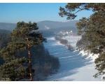 Кусинский район. Аргус зимой