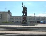 Площадь у Дворца Культуры (фото Куделенского Олега, Челябинск)