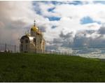 Храм Вознесения Господня в Магнитогорске.