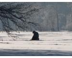 Большой Кисегач. Рыбак (фото Жукова Игоря, Челябинск)
