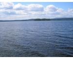 Большой Кисегач, островок (фото Петра Савина, Челябинск)