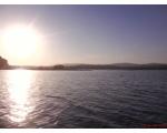 Озеро Большой Кисегач. Яркое солнце (фото Руслана Гирфанова, Копейск)