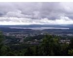 Панорама Миасса.