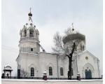 Крестовоздвиженская церковь в пос. Сыростан
