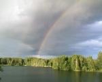 Радуга над Озерском