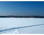 Озеро Увильды. Вид на б/о Бригантина (фото Олега Куделенского, Челябинск)