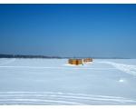 Озеро Увильды. Вид на Красный камень (фото Олега Куделенского, Челябинск)