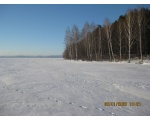 Озеро Увильды зимой (фото Фельзенштейн Миланы, Челябинск)