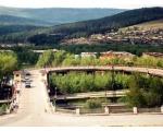 Вид на Бакальский мост