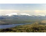 Горы Большой и Малый Нургуш, возле озера Зюраткуль