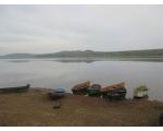 Озеро Зюраткуль. Лодки (фото Миланы Малышевой, Челябинск)