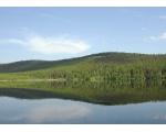 Памятник природы озеро Еловое