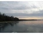 Шершни. Первый лед. Декабрь 2008 (фото Лидии Пасюковой, Челябинск)