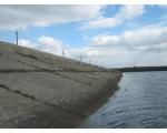 Дамба Шершневского водохранилища (фото Олега Куделенского, Челябинск)