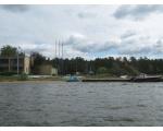 Спасательная станция, ГИМС, причал (фото Олега Куделенского, Челябинск)