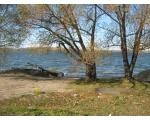 Шершневское водохранилище осенью (фото Куделенского  Олега, Челябинск)