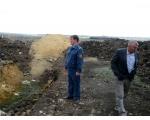 Проверка скотомогильника в Кунашакском районе