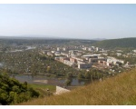 Аша. Панорама города.