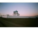 Крепость Александра Невского в поселке Наследницкая.