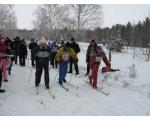 Лыжные гонки в Черном бору