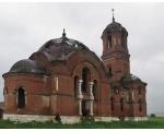 Уйский район. Церковь в Краснокаменке
