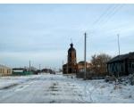 Деревня Феклино. Заброшенная церковь (фото Куделенского Олега, Челябинск)