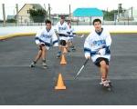 Хоккейная коробка в поселке Кременкуль