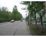 Центральный район. Улица Коммуны