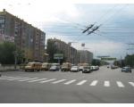 Калининский район. Комсомольский проспект