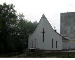 Металлургический район. Католический костел