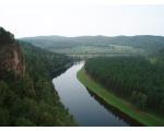 Река Ай (фото Казанцева Михаила, Челябинск)