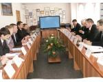 Визит делегации Курганской области 18.03.2010 г.