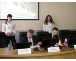 Визит делегации Республики Мордовия 9.04.2010 г.