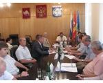 Визит делегации британо-российского партнерства Атомные города 04-06.08.2010 г.