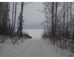 Озеро Увильды зимой (фото Куделенского Олега, Челябинск)