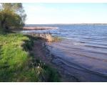 Шершневское вдхр в мае. Заливы (фото Олега Куделенского, Челябинск)